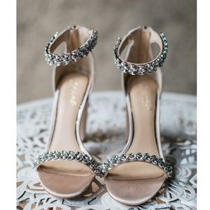 Cute shoes used for my wedding